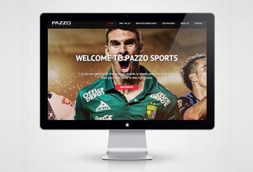 pazzo-sports-business-website